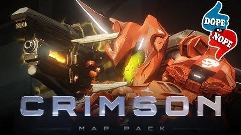 Halo 4 Crimson Maps | Smosh Games Wiki | FANDOM powered by Wikia Wikia Maps on