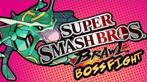 SUPER SMASH BOSSES (Boss Fight of the Week)