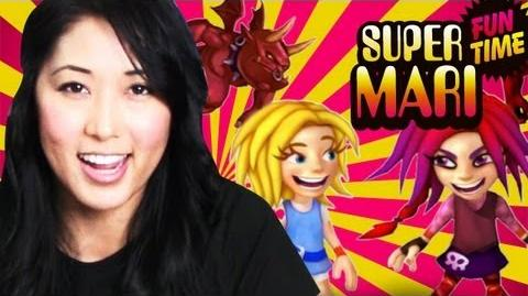 GIANA SISTERS ARE CRAZY (Super Mari Fun Time)