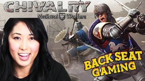 MARI IS NOT CHIVALROUS (Backseat Gaming)