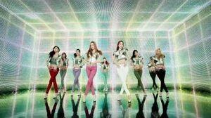 GIRLS`GENERATION 少女時代 GALAXY SUPERNOVA Music Video Dance ver