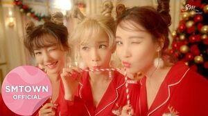 Girls' Generation-TTS 소녀시대-태티서 Dear Santa Music Video