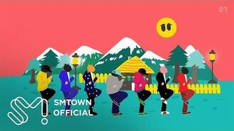 -STATION- SUPER JUNIOR 슈퍼주니어 'Super Duper' MV