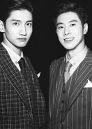 Tvxq the chance of love photo