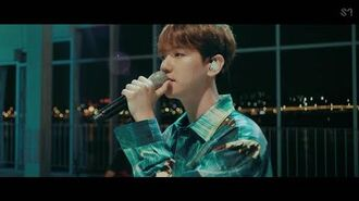 STATION BAEKHYUN 백현 '공중정원 (Garden In The Air)' Live Video - Our Beloved BoA 1