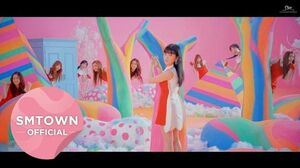 Red Velvet 레드벨벳 Rookie Music Video