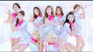 GIRLS`GENERATION少女時代 FLOWER POWER Music Video