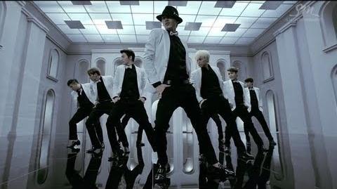 SUPER JUNIOR 슈퍼주니어 SPY MUSIC VIDEO