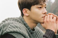 Chen (April and a Flower) 7