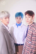 Exo-cbx blooming days photo