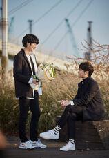 Heechul sweet dream photo
