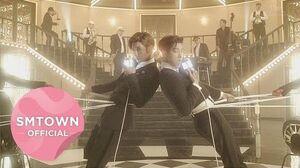 TVXQ! 동방신기 Something Music Video