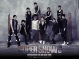"SUPER JUNIOR The 3rd Asia Tour ""SUPER SHOW 3"""