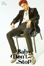 Taeyong baby dont stop photo 2