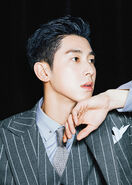 Yunho The Chance of Love photo