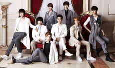 Super junior-m perfection jp photo