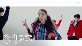 BoA 보아 'ONE SHOT, TWO SHOT' MV