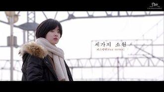 Winter Garden League 수상작 Red Velvet 레드벨벳 '세가지 소원 (Wish Tree)' MV