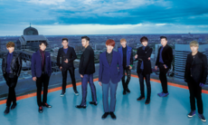 Super junior blue world photo