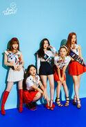 Red Velvet Summer Magic Photo