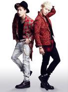 Super junior-d&e i wanna dance photo
