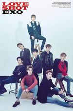 EXO love shot photo