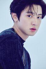 Chanyeol (Love Shot) 2