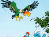 De Smurfen en de Krwakakrwa (aflevering)