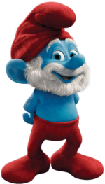 Grote Smurf 2011