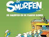 De Smurfen en de Paarse Bonen