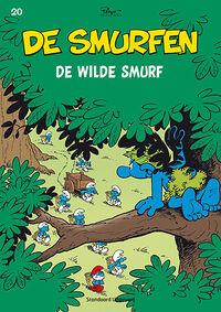 De Wilde Smurf voorkant