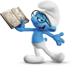 Brainy Smurf 2017Movie 2
