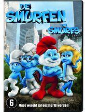 De Smurfen op DVD