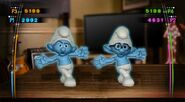 Smurfs Dance Party 4