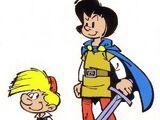 Johan And Peewit (comics)