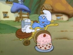 Hefty's Wheelsmurfer