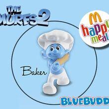 Mcdonald S Smurfs Wiki Fandom