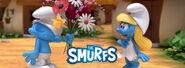 Smurf&SmurfetteCGI