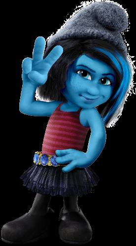 Vexy (as Smurf)