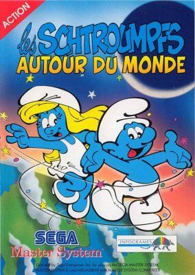 The Smurfs Travel The World Smurfs Wiki Fandom