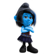 Blue vexy