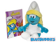Talking Smurfette and Smurf Colored Glasses DVD