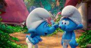 Jokey Smurf & Gullible Smurf