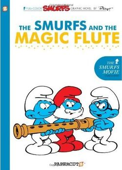 Magic Flute Comic Book