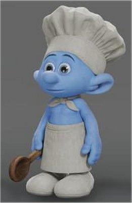 Chef Smurf Smurfs Wiki Fandom