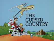 Cursed country title card