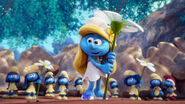 Smurfette and The Smurfettes
