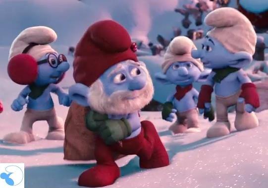 Image - Christmas Carol Scene.jpg | Smurfs Wiki | FANDOM powered ...