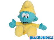 Plush Baby Smurf Beanie