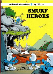Smurf heroes cover fan translation